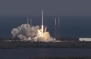 SpaceX Falcon 9 set for CRS-9 Dragon launch and LZ-1 landing | NASASpaceFlight.com | The NewSpace Daily | Scoop.it