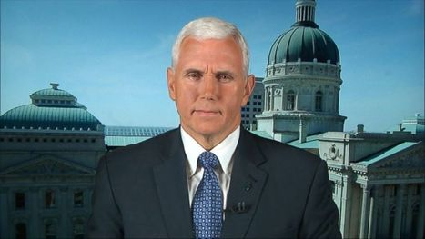 Indiana Gov. Says 'Religious Freedom' Law Won't Change | Marketing Automation | Scoop.it
