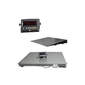 Prime 5000lb / 1lb Wireless Floor Scale | Cheap Industrial And Commercial Scales | Scoop.it