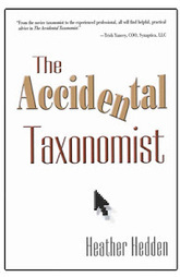 The Accidental Taxonomist: Taxonomies and Content Management | The Best DAM News | Scoop.it