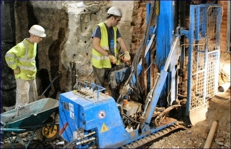 Underpinning Contractors | Underpinning Foundations Service | Subsidence Specialists | Abbey Pynford | Catering Stuff | Scoop.it