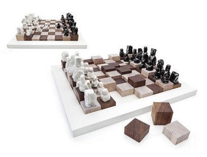 Terrain Chess Set by Tonfisk Design - Διακοσμητικά Αντικείμενα - Design-Spot.gr   Personal staff   Scoop.it