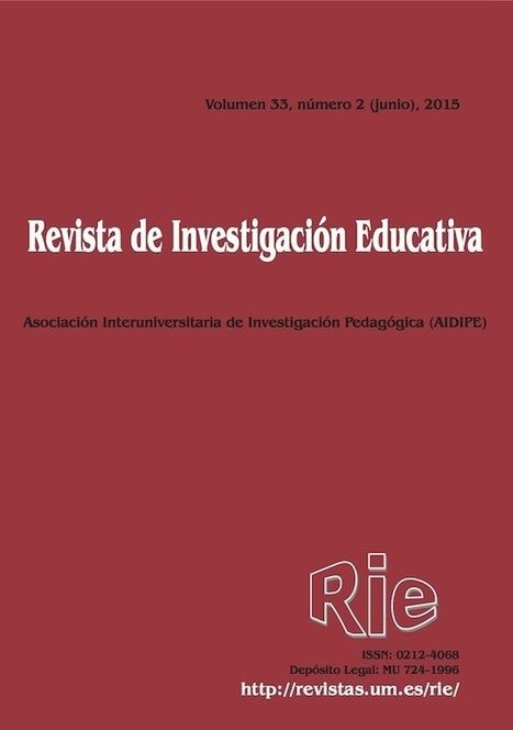 Revista de Investigación Educativa | Educacion, ecologia y TIC | Scoop.it