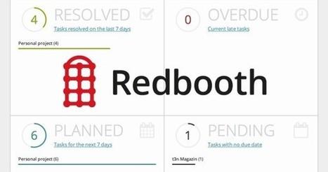 Redbooth: Plattform für Kollaboration und Kommunikation in kleinen bis mittleren Teams | Web 2.0 | Scoop.it