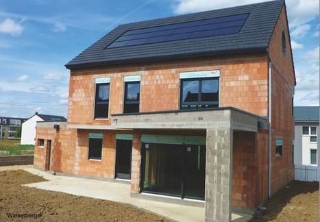 La première maison individuelle à Énergie Positive de Lorraine | MIKIT Maison individuelle | Scoop.it