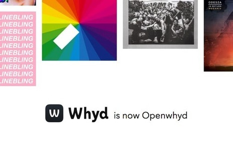 The music social network becomes Openwhyd | Digital Culture | Scoop.it