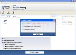 USB Drive Data Recovery Tool 1.1 (free) - Download latest version ... | Data Recovery | Scoop.it