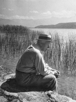"""Carl Jung Depth Psychology: Carl Jung """"I had to understand that I was unable to make the people see what I am after. I am practically alone."""" 