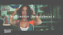 Le trailer honnête de Transformers 2 | VIDEOS | Scoop.it