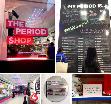 Design Thinking in Action: The Period Shop | Professional Communication | Scoop.it