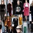 Le velours, le GROS retour ! | Les petits hauts de la mode | Scoop.it