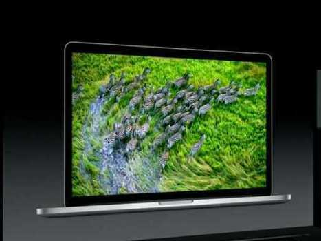 The New MacBook Pros Have Faster Processors And Amazing Battery Life - Business Insider | MacBook | Scoop.it