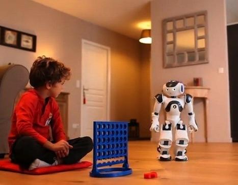 3 questions à... Génération Robots, figure de la robotique domestique | GeekMag.fr | Scoop.it