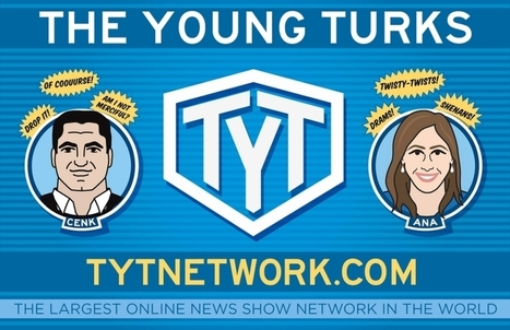 The Young Turks Get $4M In Funding To Expand Their Reach | Digital-News on Scoop.it today | Scoop.it