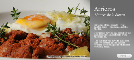 Andalucia's best restaurants | Dining Secrets of Andalucia | Sophisticated Spain | Scoop.it