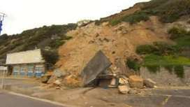 Bournemouth cliff 'may have to be regraded' following landslip | NERC media coverage | Scoop.it