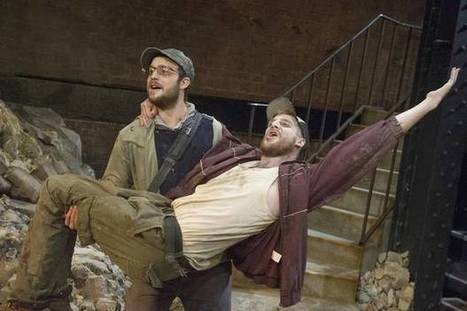 Waiting For Godot – Arcola Theatre, London   The Irish Literary Times   Scoop.it