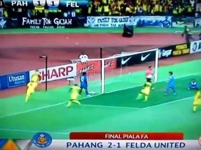 Pahang vs Felda United Videos 2 – 1 – Jun 7, 2014 | Goalazo | Malaysia Sport Around The World | Scoop.it