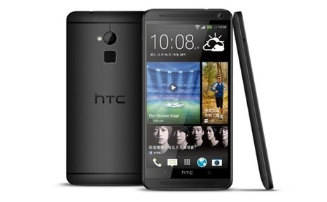 Black HTC One Max heading to Hong Kong.. other markets? | Mobile IT | Scoop.it
