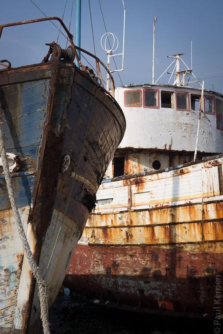 Bretagne - Finistère :  fin de vie paisible à Camaret (4 photos)   photo en Bretagne - Finistère   Scoop.it