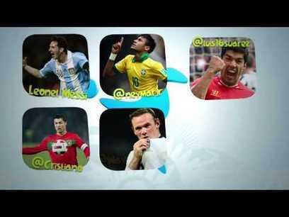 Los momentos más comentados en Twitter Mundial Brasil #infografia (animada) #socialmedia | Seo, Social Media Marketing | Scoop.it