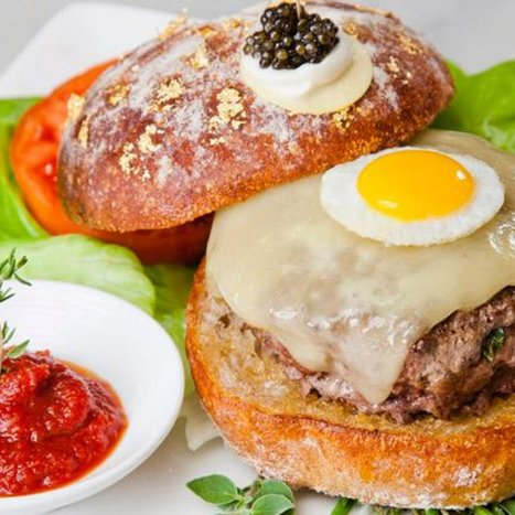 10 stupidly expensive burgers you need to eat before you die | On the Plate | Scoop.it