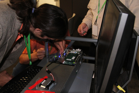 Open Compute is bringing the maker movement to the enterprise - GigaOM | Peer2Politics | Scoop.it