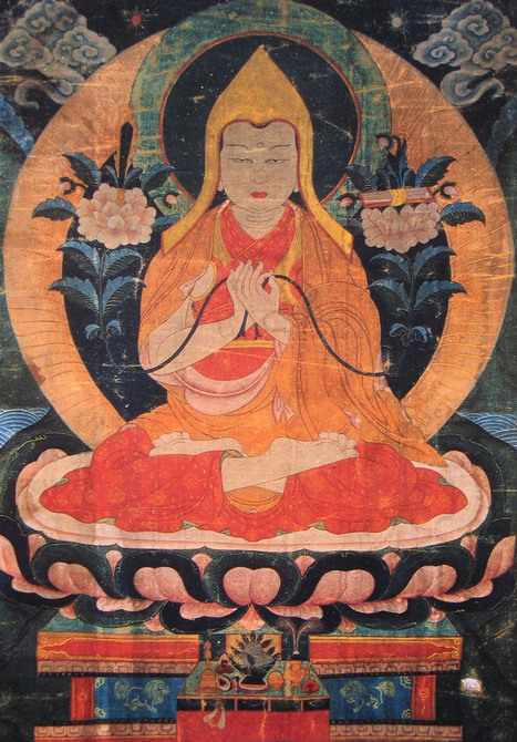 Self, Reality and Reason in Tibetan Philosophy | promienie | Scoop.it