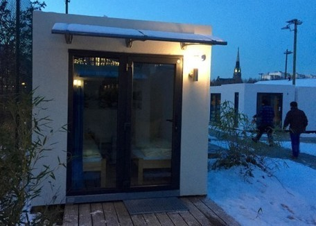 Prefab and low-budget CabinCube Hotels can pop up almost anywhere | Sustain Our Earth | Scoop.it