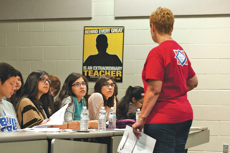 ACT Program Preps Bilingual Students For College | NWAonline | Spanish in the United States | Scoop.it