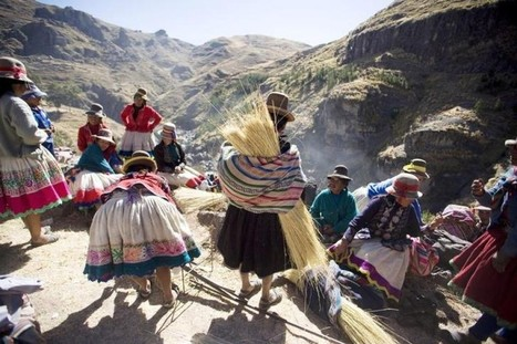 Indigenous peoples hold sustainable solutions to environmental crises | Questions de développement ... | Scoop.it