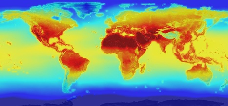 #FF #NASA Releases Detailed Global #Climate Change Projections | Messenger for mother Earth | Scoop.it