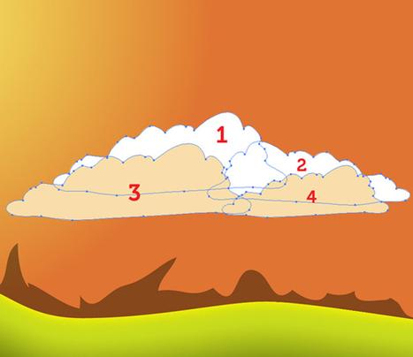 How to Create a Landscape Wallpaper for your Desktop | Vectortuts+ | Illustrator ressources | Scoop.it