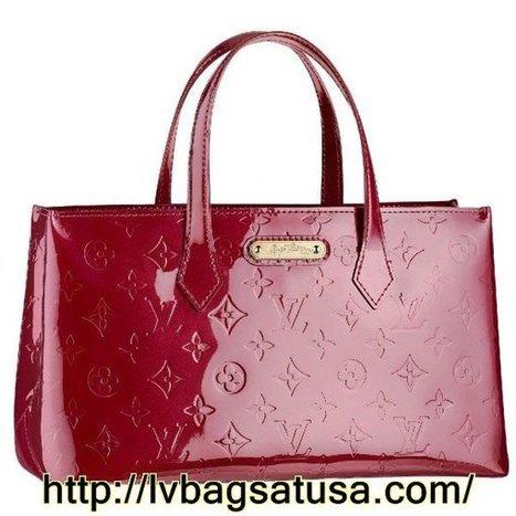 Louis Vuitton Wilshire PM Monogram Vernis M93642 | Louis Vuitton Outlet Stores Locations | Scoop.it