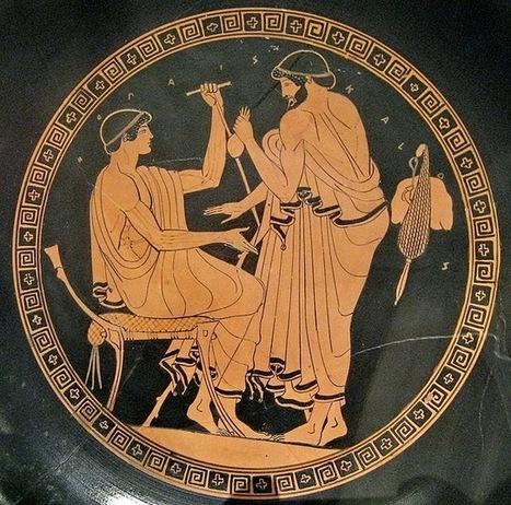 Arqueología e Historia del Sexo: La Prostitución masculina en Grecia y Roma   LVDVS CHIRONIS 3.0   Scoop.it
