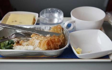 Why is plane food so bad?  - Telegraph | peering | Scoop.it