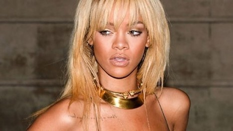 Rihanna Being Forced Into Rehab? | Hip Hop Weekly Magazine | GetAtMe | Scoop.it