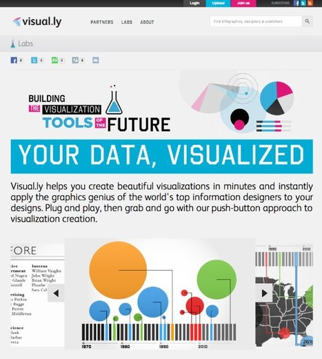 Infographics: Anticipation Builds For New Visualization Tool & Community | Data Mining For Journalists | Scoop.it