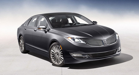 Ford eying 18 percent sales gain for Lincoln in 2013   Concept Cars, and new arrivals   Scoop.it