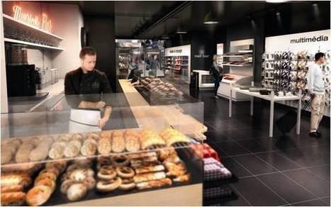 Actu snackfoods / CONCEPT : Monoprix et Elior inaugurent Monop'lab   Restauration   Scoop.it