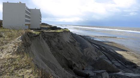 Climat: l'érosion du littoral aquitain s'accélère | Immobilier | Scoop.it