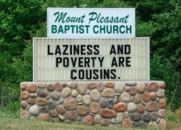 10 Most Un-Christian Church Signs | Christianity | Scoop.it