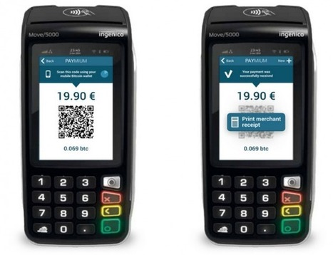 Payments Giant Ingenico Adds Bitcoin Option to POS Terminals | Yes we pay ! | Scoop.it