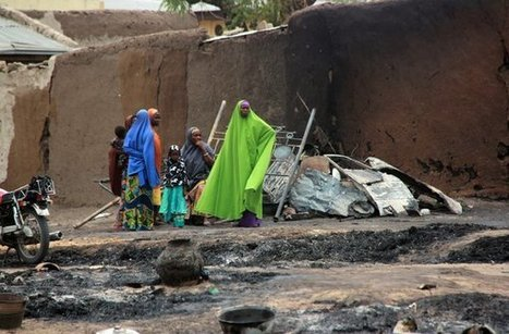 Massacre in Nigeria Spurs Outcry Over Military Tactics | Coveting Freedom | Scoop.it