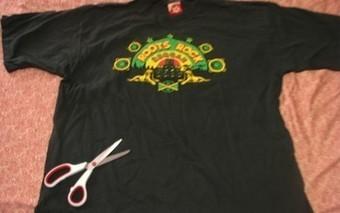 Come riciclare una T-shirt | Consumo Critico, Decrescita, Riuso e Riciclo Creativo | Scoop.it