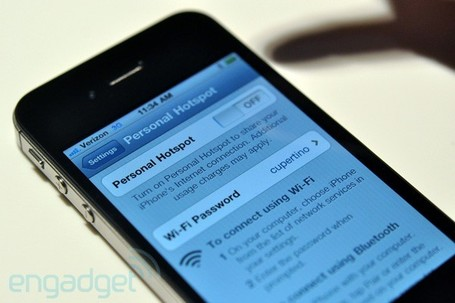 Researchers able to predict iOS-generated hotspot passwords, takes under a minute | Tecnologías Mobile | Scoop.it