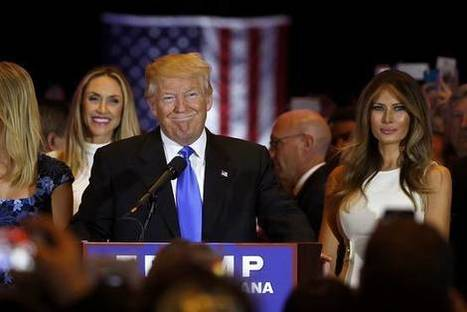 Donald Trump Won't Self-Fund General-Election Campaign | Business Video Directory | Scoop.it