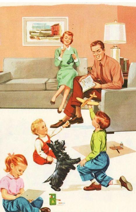 Madre-máquina: la supermamá y superprofesional del siglo XXI | Cosas que interesan...a cualquier edad. | Scoop.it