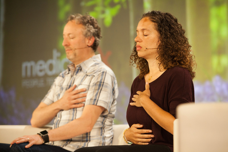 Mindfulness Takes Center Stage At Stanford Medicine X | Scope Blog | Salud Publica | Scoop.it