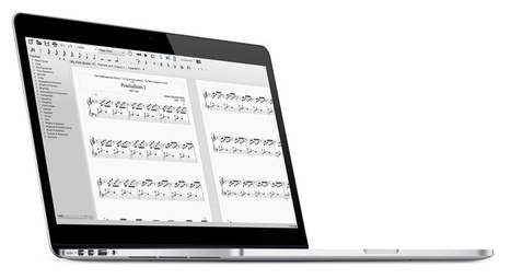 MuseScore -Partituras interactivas organizadas por instrumentos   Educacion, ecologia y TIC   Scoop.it